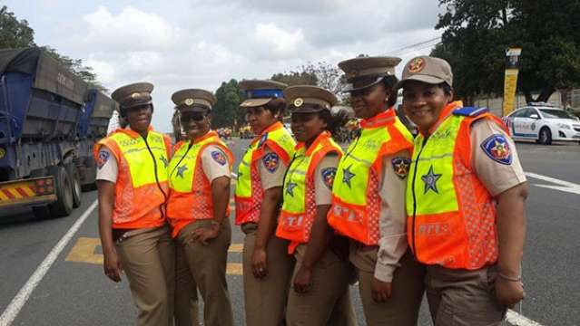 No more hide and seek of traffic officers